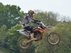 Photo moto Pierre Rouzé